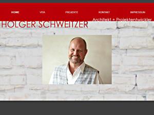 Architekt Holger Schweitzer