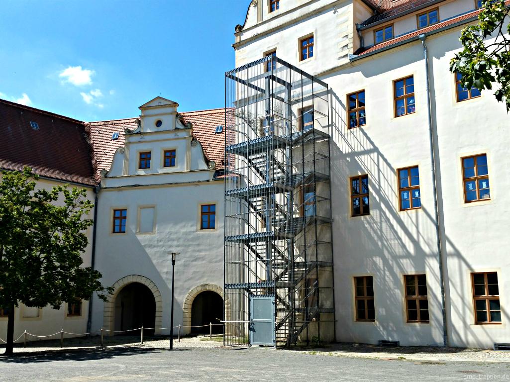 Schloss Pretzsch Cafe