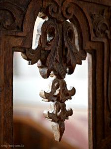 Treppenjuwel von 1719